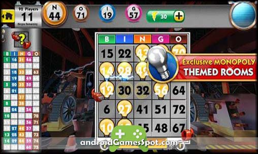 MONOPOLY Bingo! android apk free download