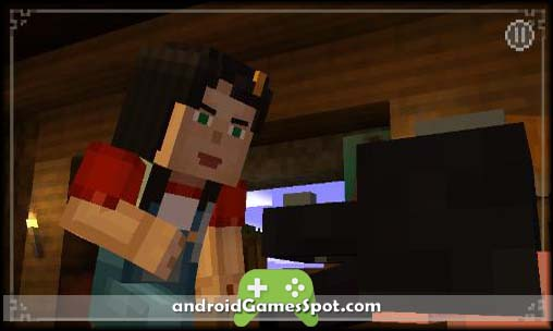 Minecraft Story Mode android apk free download