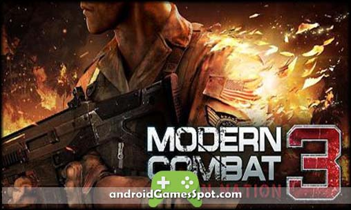 Modern Combat 3 Fallen Nation free android games