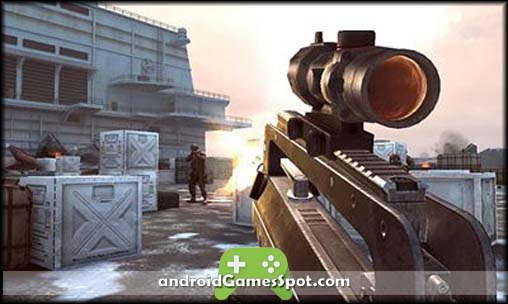 Modern Combat 3 Fallen Nation free games for android