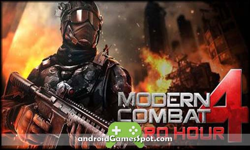 Modern Combat 4 Zero Hour android games free download