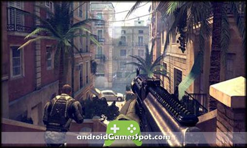 Modern Combat 4 Zero Hour free android games