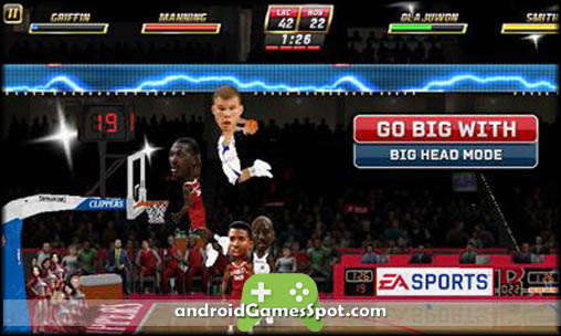 NBA JAM BY EA SPORTS free games for android apk download