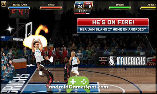 NBA JAM BY EA SPORTS game apk free download