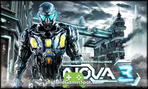 NOVA 3 Near Orbit android games free download