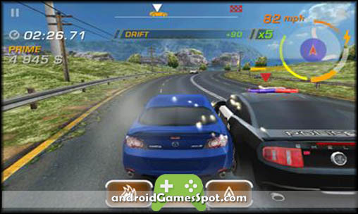 free game need for speed hot pursuit android