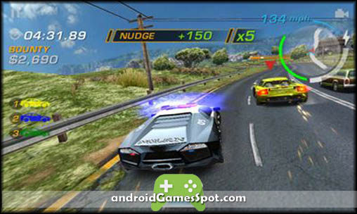 Need for Speed Hot Pursuit game apk free download