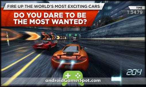 Need for Speed Most Wanted game free download