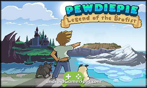 PewDiePie Legend of Brofist game free download