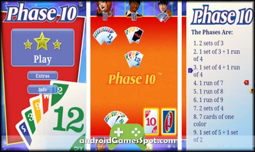 Phase 10 android games free download