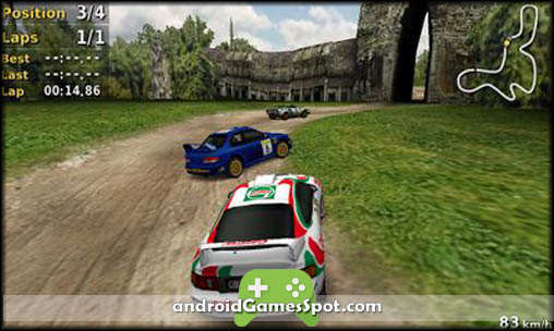 Pocket Rally game apk free download