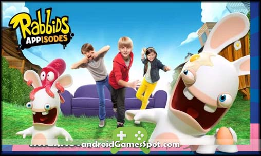 Rabbids Appisodes free android games apk