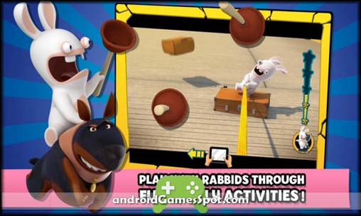 Rabbids Appisodes game apk free download