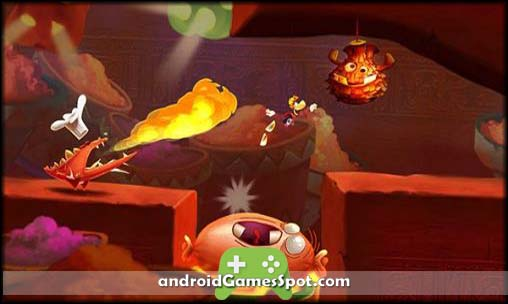 Rayman Fiesta Run android games free download