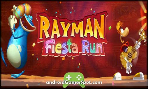 Rayman Fiesta Run android game free download