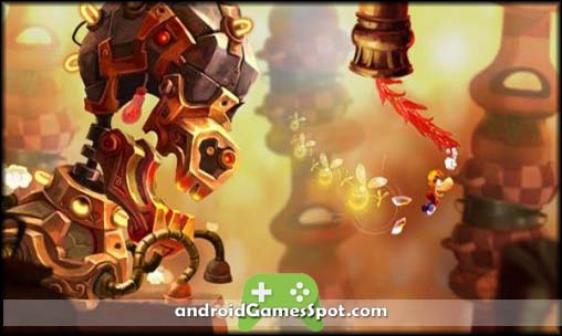 Rayman Fiesta Run game free download