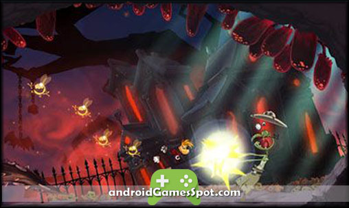 Rayman Jungle Run android games free download