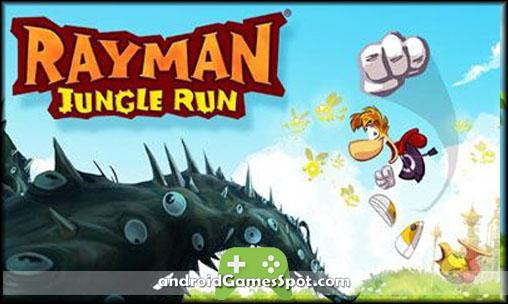 Rayman Jungle Run free android games