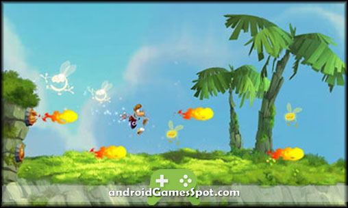 Rayman Jungle Run free games for android