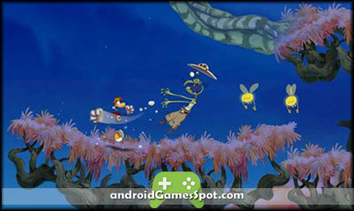 Rayman Jungle Run game free download