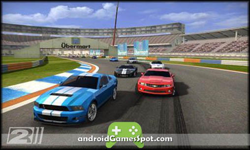 Real Racing 2 free games for android apk download