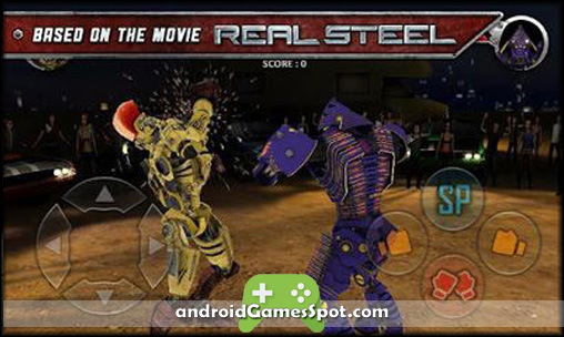 Real Steel android games free download