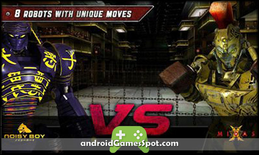 Real Steel free android games