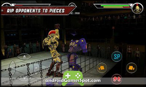 Real Steel free games for android