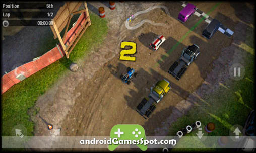 Reckless Racing 3 game apk free download