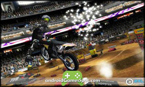 Ricky Carmichael's Motocross android apk free download