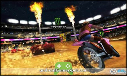 Ricky Carmichael's Motocross free games for android apk download