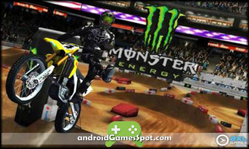 Ricky Carmichael's Motocross game apk free download