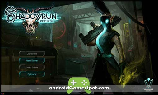 Shadowrun Returns free android games