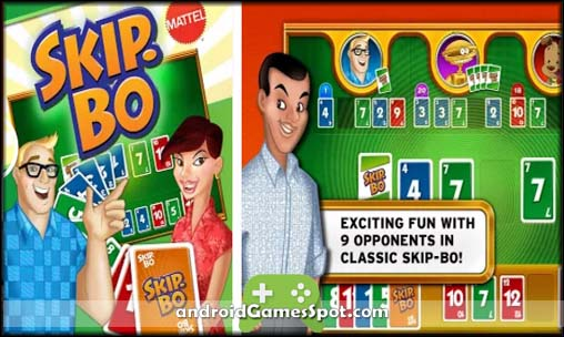 Skip-Bo android games free download
