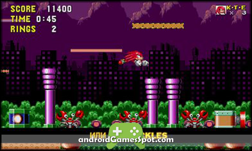 Sonic The Hedgehog game free download