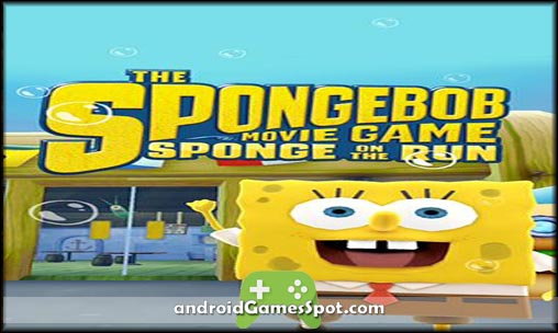 SPONGEBOB SPONGE ON THE RUN Android APK Free Download