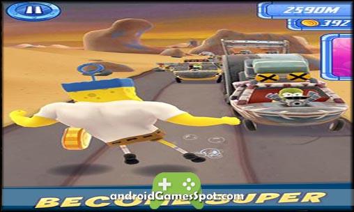 SpongeBob Sponge on the Run game apk free download
