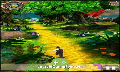 TEMPLE RUN OZ game apk free download