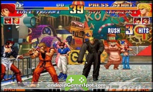 THE KING OF FIGHTERS 97 free android games apk download