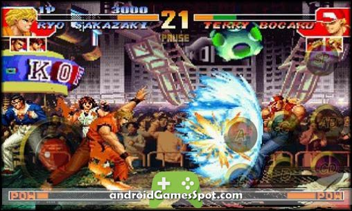THE KING OF FIGHTERS 97 free games for android apk download