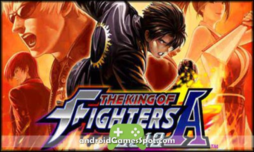 THE KING OF FIGHTERS-A 2012 apk free download