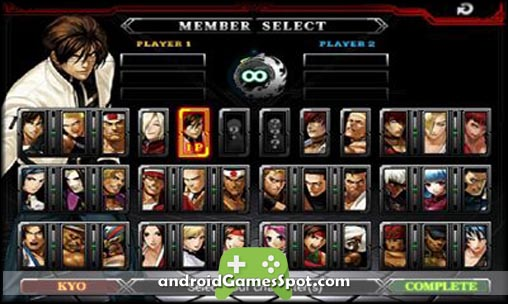 THE KING OF FIGHTERS-A 2012 free android games apk download
