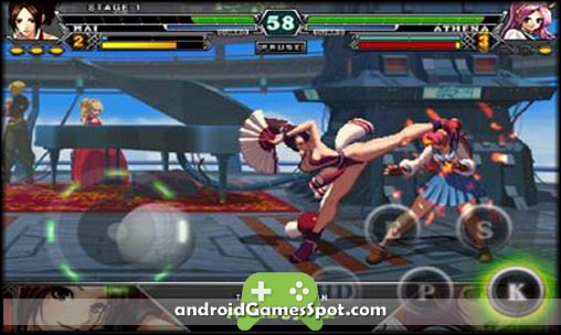 THE KING OF FIGHTERS-A 2012 free games for android apk download