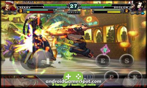 THE KING OF FIGHTERS apk free download