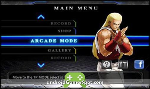 THE KING OF FIGHTERS free games for android apk download