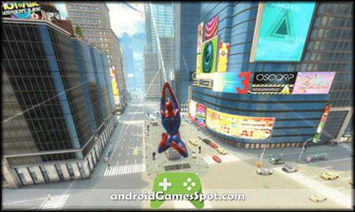 The Amazing Spider-Man android games free download