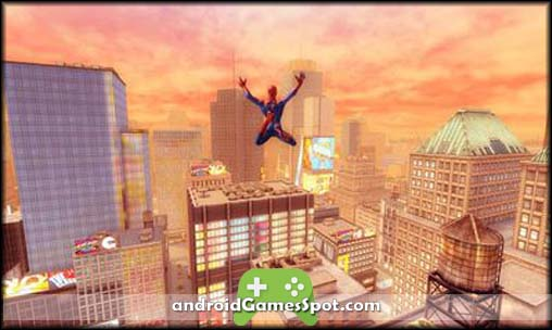 The Amazing Spider-Man game free download