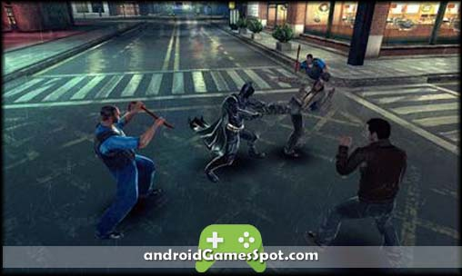 The Dark Knight Rises android apk free download