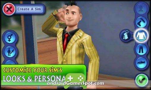 The Sims 3 free games for android apk download