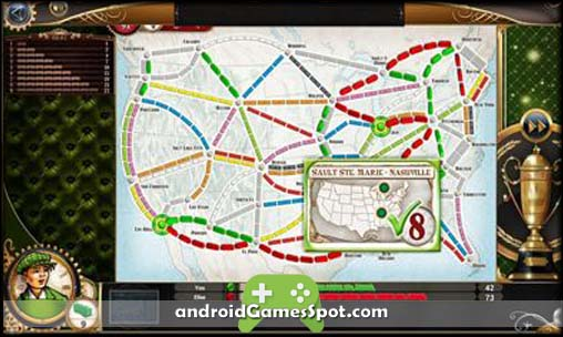 Ticket to Ride free android games